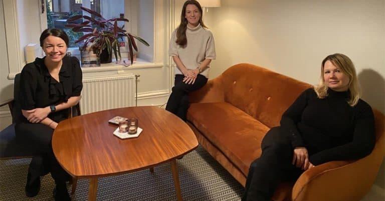 Cecilia Eklund blir digital strateg och kommunikationsansvarig på Bazar förlag