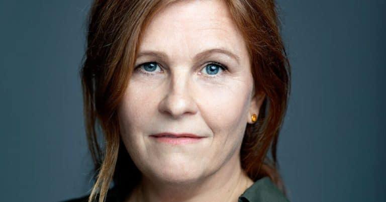 Kristina Aspemo vill skänka tröst och hopp till människor i sorg