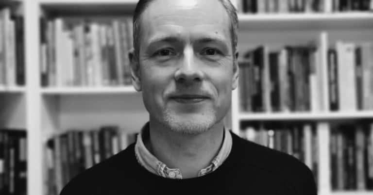 Oskar Törnström ny förläggande redaktör på Saga Egmont