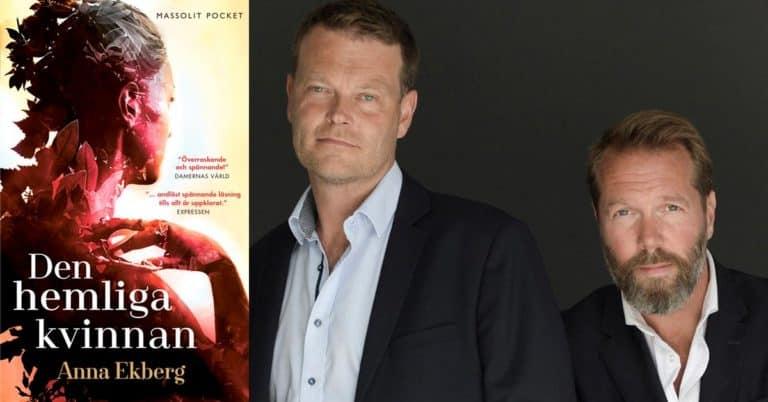 Anders Rønnow Klarlund, Jacob Weinreich pseudonym Anna Ekberg