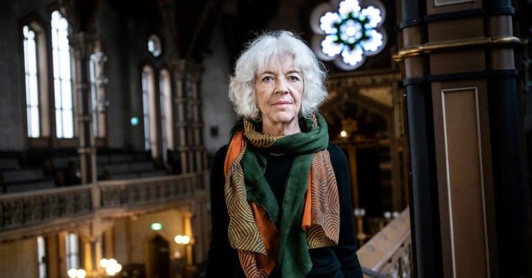 """Margit Silberstein om boken: """"Jag ville ersätta alla som inte fanns längre"""""""