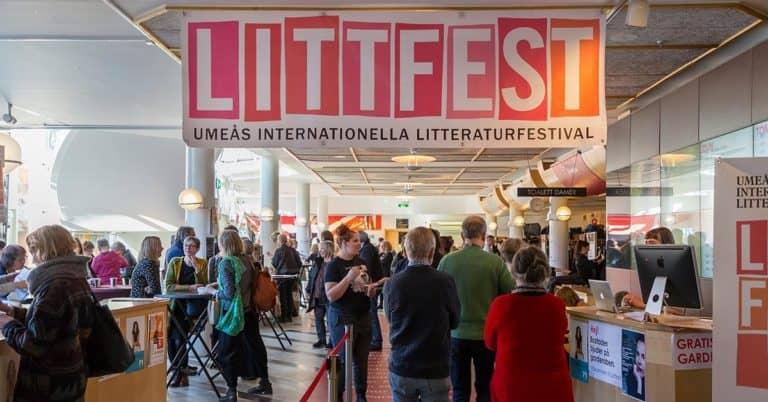 Littfest satsar på direktsändning – leds av Yukiko Duke och Po Tidholm