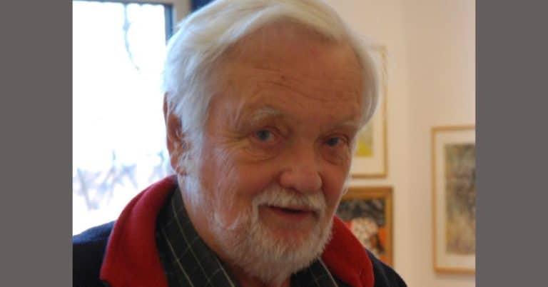 Journalisten och författaren Lars Westman död
