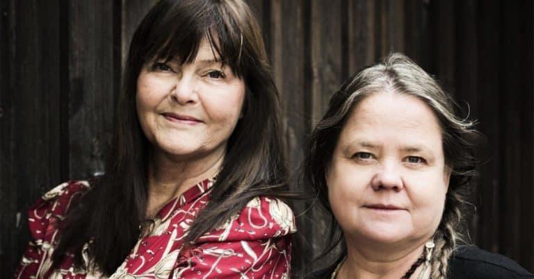 Eva Swedenmark och Annica Wennström förenar mat och litteratur