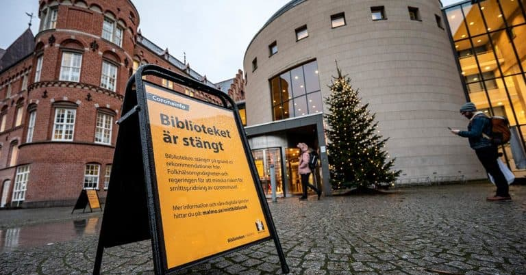 Biblioteken öppnar igen den 25 januari – men inte alla