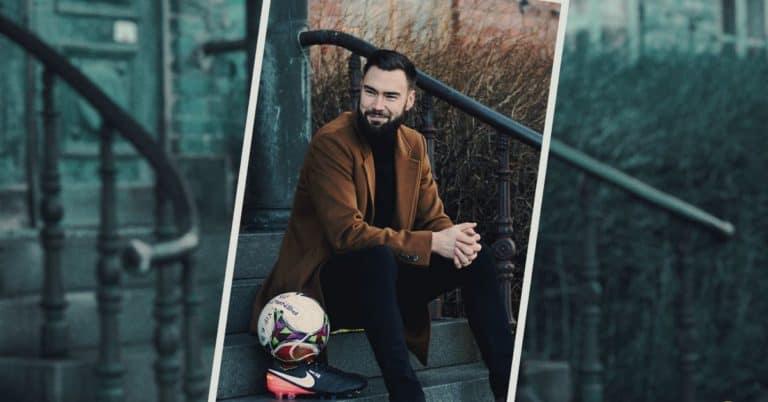 Ny bokklubb med Finlands landslagskapten i fotboll – Tim Sparv