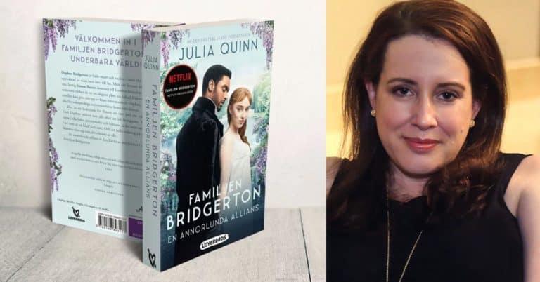 Netflix-serien lyfter försäljningen av Bridgerton-böckerna: 60 000 ex på en månad