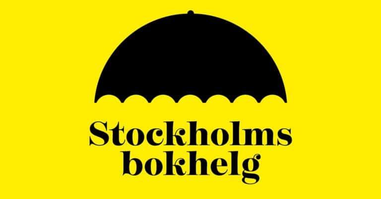 Stockholms Bokhelg 26–29 augusti 2021 – en enkel och billig bokfestival
