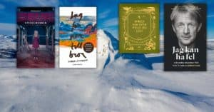 topplista bäst säljande böckerna 2020