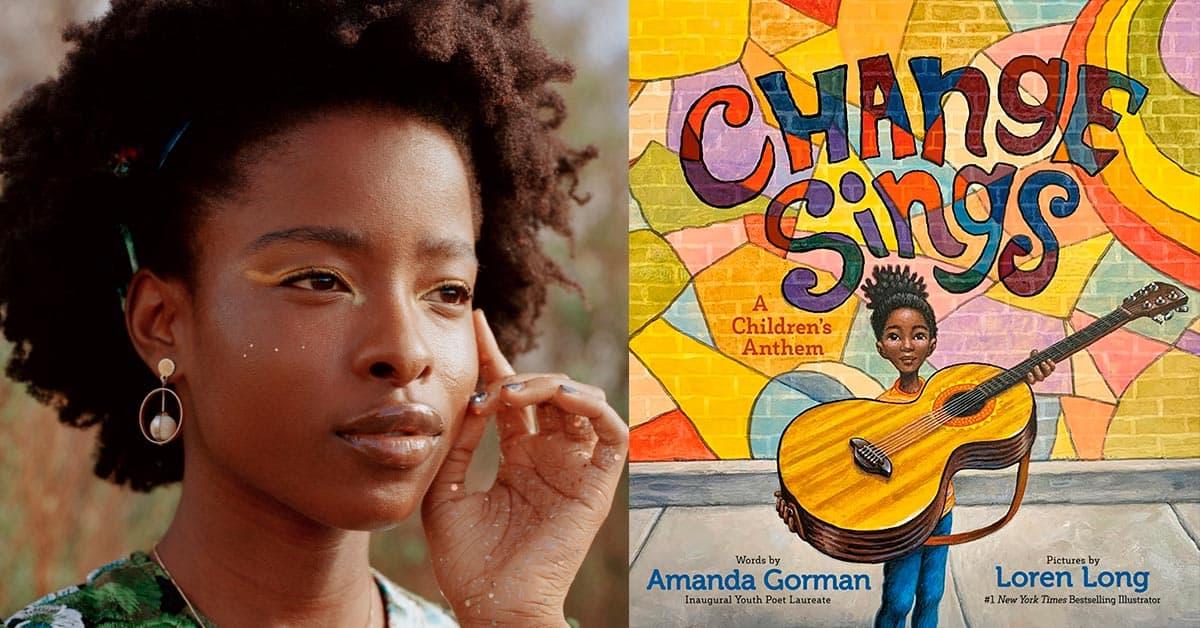 Amanda Gorman bilderbok