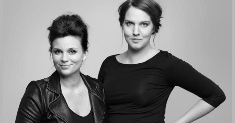 Byter förlag till The Book Affair: Annakarin Nyberg och Clara Lidström med ny barnboksserie
