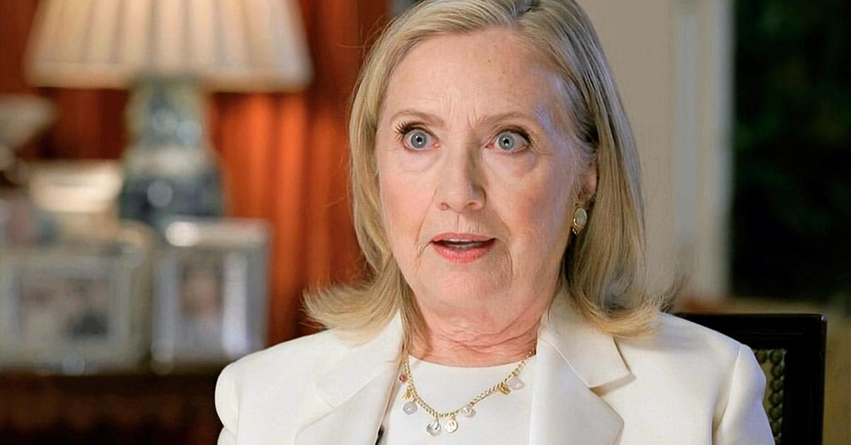 Hillary Clinton thriller