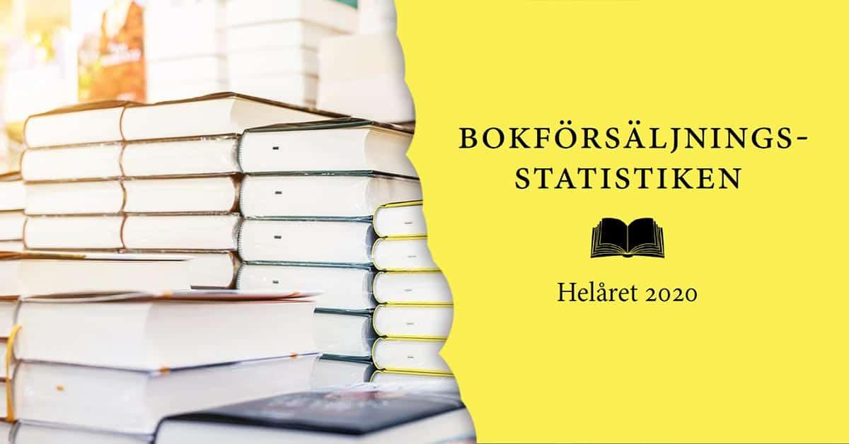 Bokförsäljning rapport 2020