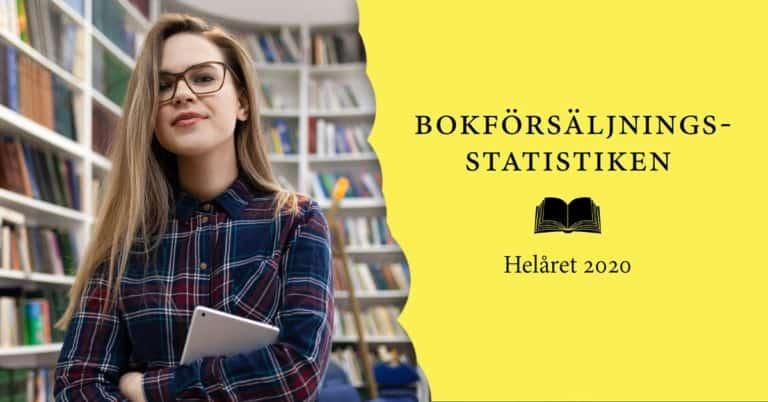 Bokförsäljning 2020