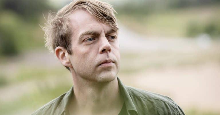 Författaren Christoffer Carlsson