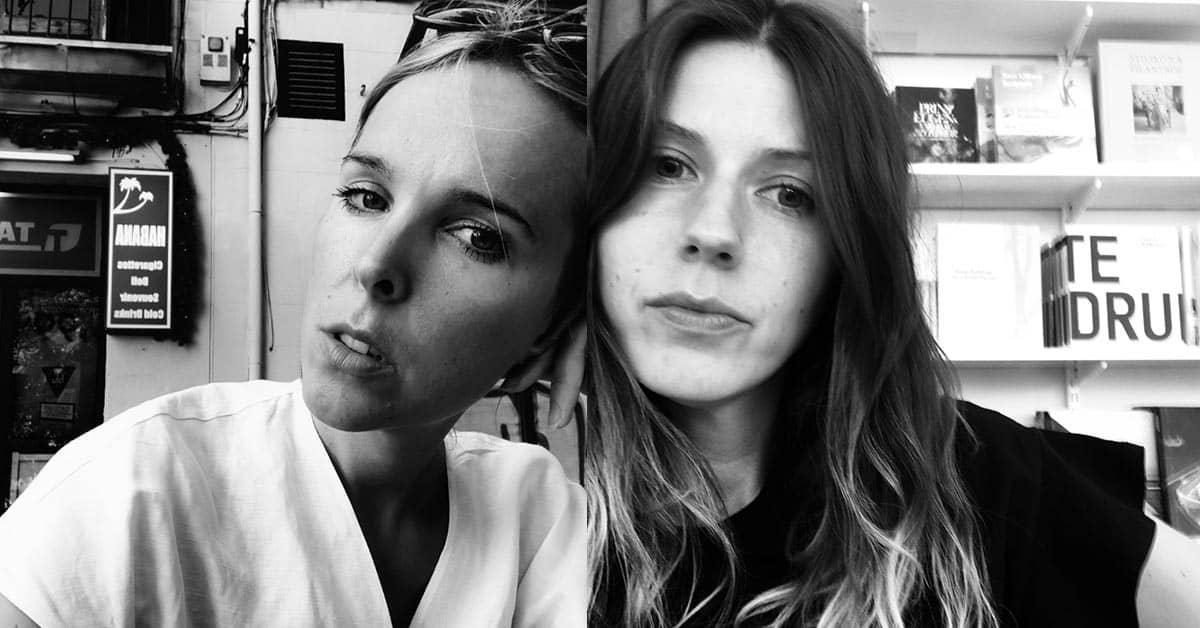 Linnea Rutström och Patricia Cukrowska Prosak Förlag