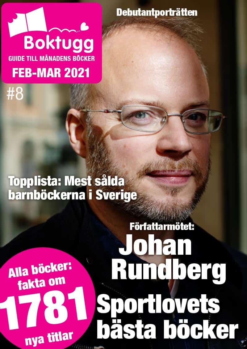 Magasinet Boktugg 8 februari-mars 2021
