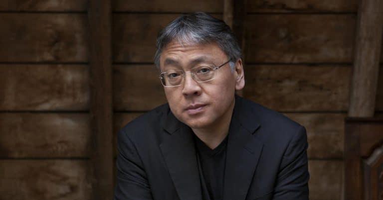 Kazuo Ishiguro: Vi har alla blivit lite galna