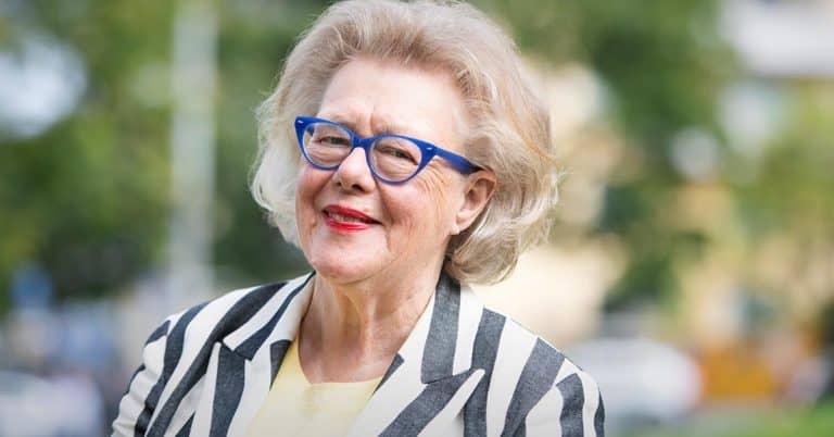 """Författaren och """"Hela Sverige bakar""""-profilen Birgitta Rasmusson död"""