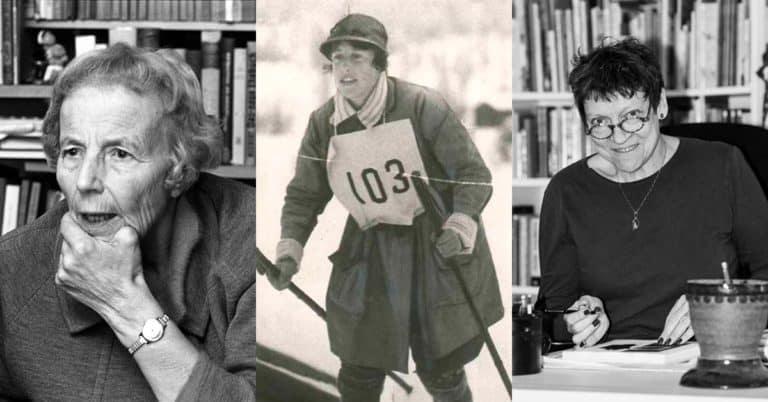 Eva-Karin Gyllenberg skriver bok om kvinnorna som gick i bräschen