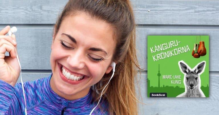 Bookbeat släpper tyska succéboken Kängurukrönikorna exklusivt i Sverige