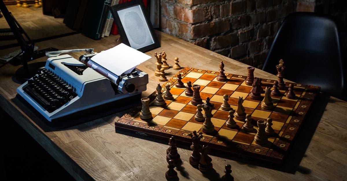 schack författare