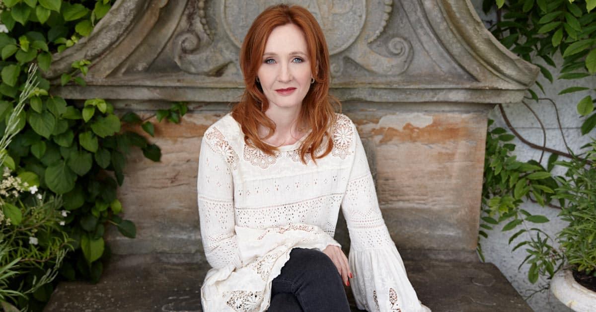 J.K. Rowling ny bok