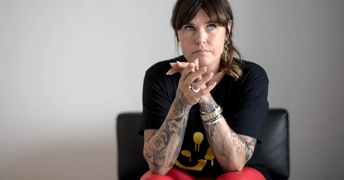 Mia Skäringer lägger ned podcast