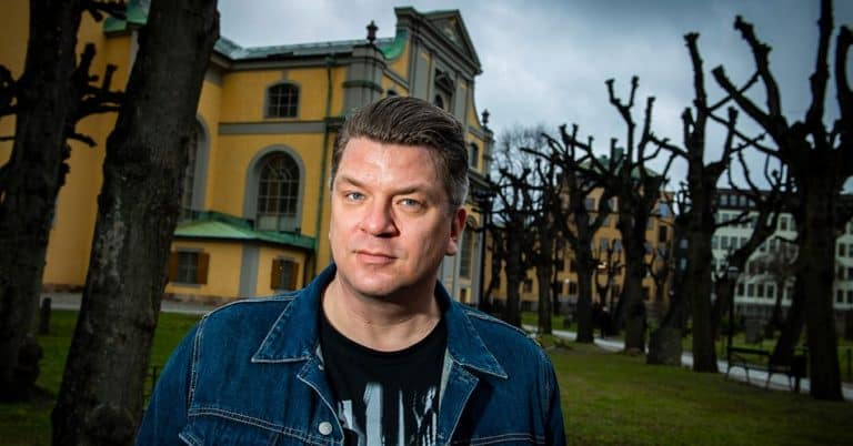 Mats Strandberg ger ut ny bok – Konferensen är en hyllning till skräckgenren