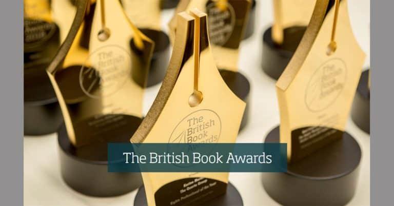 J K Rowling vann pris på British Book Awards 2021 – för kriminalroman