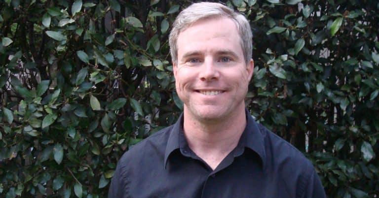 Författaren Andy Weir