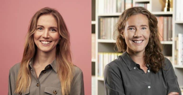 Storytels finanschef och Albert Bonniers förlagschef på topp 15 av Sveriges främsta unga kvinnliga ledare