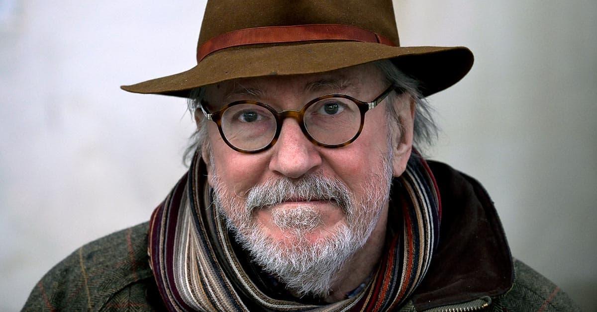 Författaren Niklas Rådström
