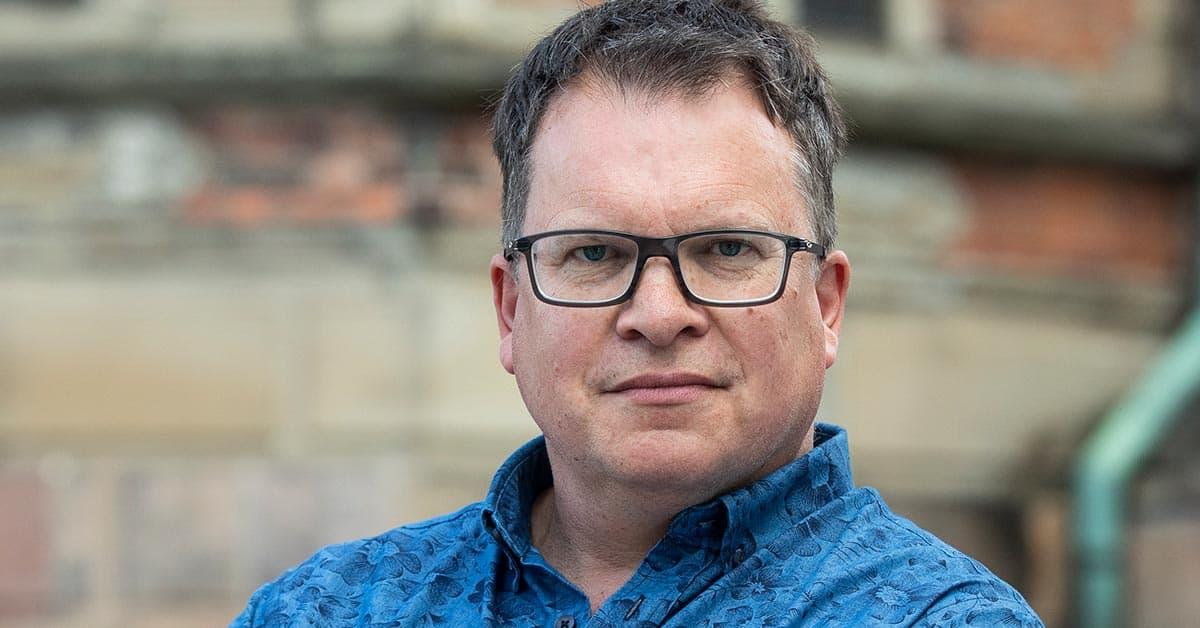 Peter Sjölund DNA detektiv bok