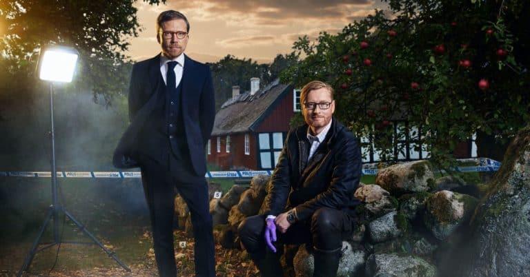 Morden på Österlen av Måns Nilsson och Anders de la Motte blir tv-serie