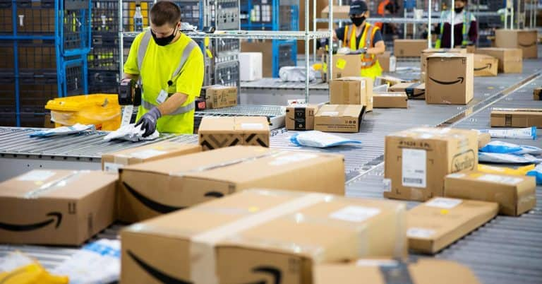 """Sverige nämns inte i Amazons kvartalsrapport – växte """"bara"""" 27 procent Q2-2021"""