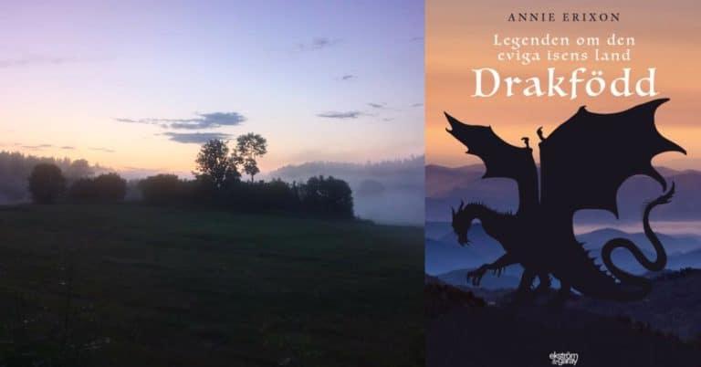 Drakar, magi och uråldriga hemligheter i ny fantasybok