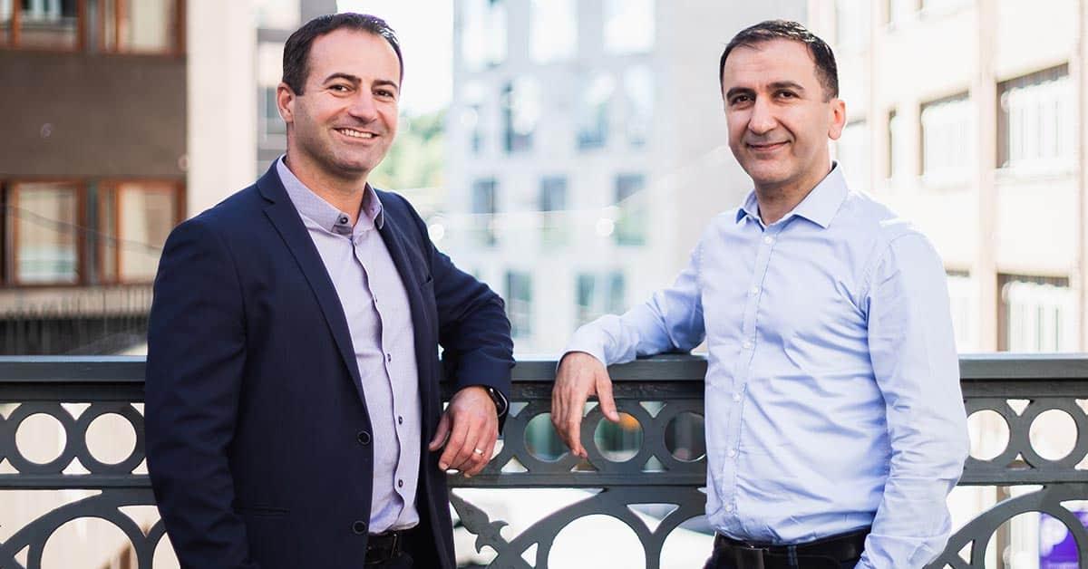 Shadi Bitar och Ninos Malki, Nextory