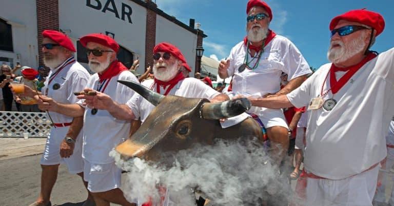 Key West firar Hemingway med festival igen