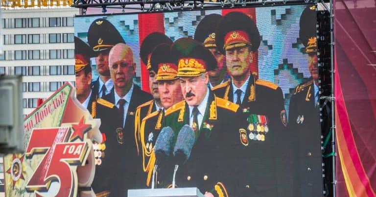 Justitieminister i brev till PEN Belarus: Er organisation måste läggas ner