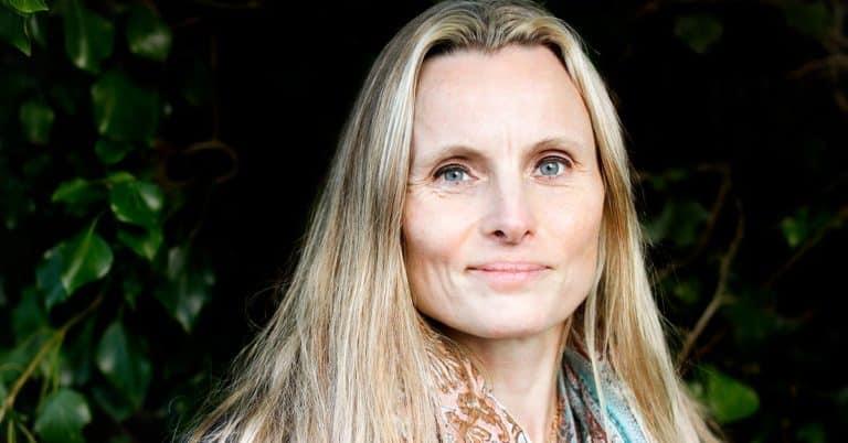 Författaren Anna Welin