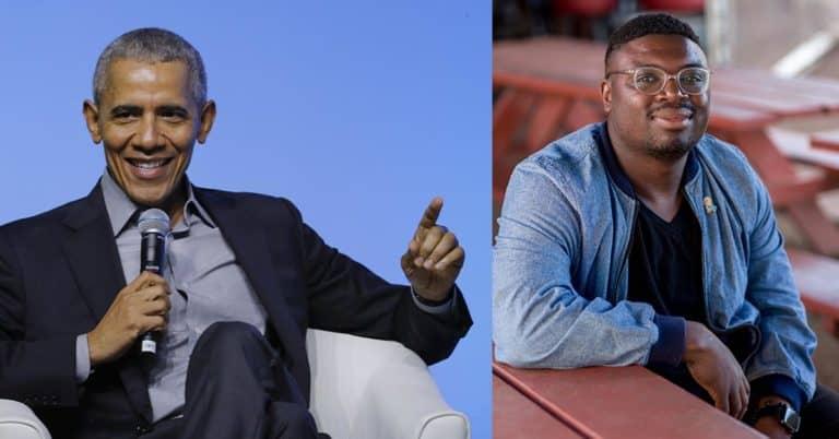 Barack Obama favoritförfattare Washington