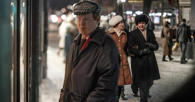 Då har serien om Skandiamannen premiär på Netflix