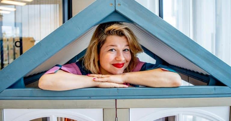 Peter Pan-priset till Anete Melece: Egen livskris ledde till prisad barnbok
