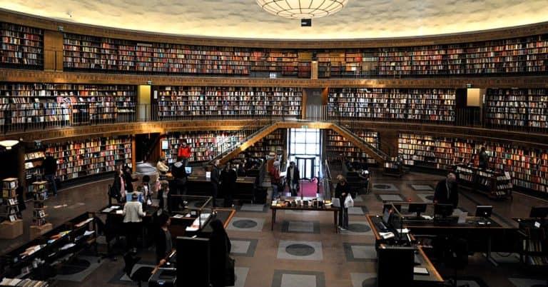 """Författarförbundet: """"Digitaliseringen på väg stjälpa folkbiblioteken"""""""