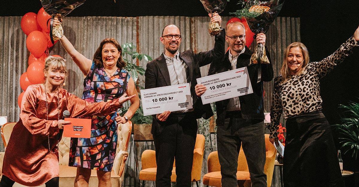 vinnare crimetime award 2021