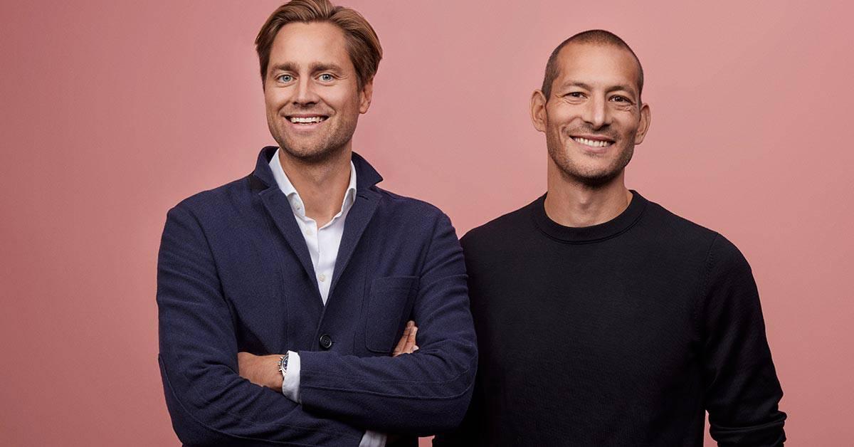 Johan Ståhle och Mark Pasternak, Storytel