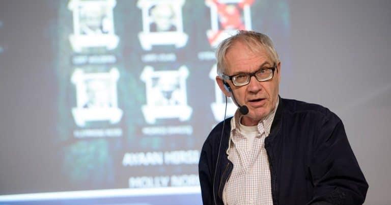 Konstnären Lars Vilks dödshot