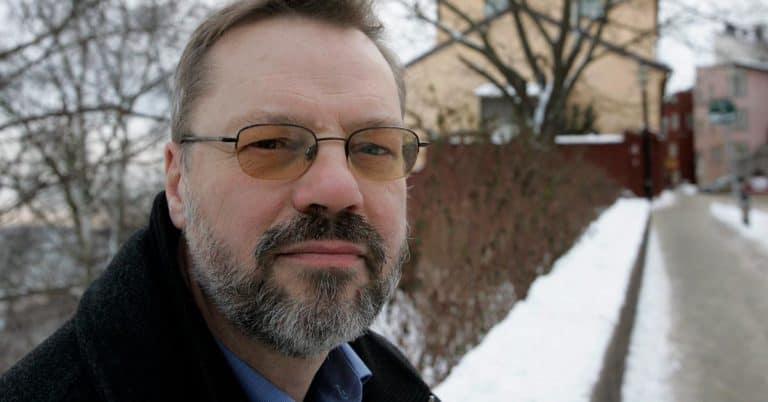 Kulturrådets styrelseordförande Svante Weyler tvingas bort