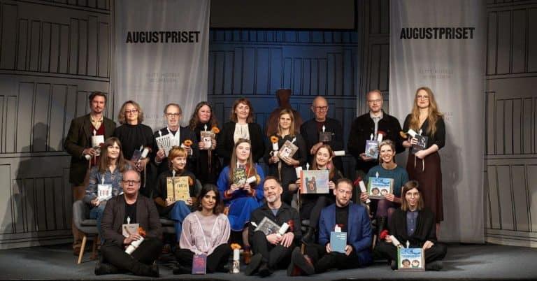 Augustpriset 2021: Här är alla de nominerade böckerna och författarna